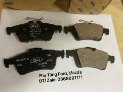 BV61-2M007-BA / BV612M007BA – Má phanh sau (bố thắng sau) Ford Focus