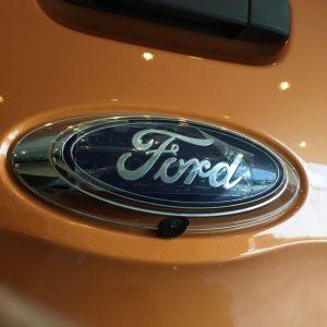 camera ford ranger wildtrack
