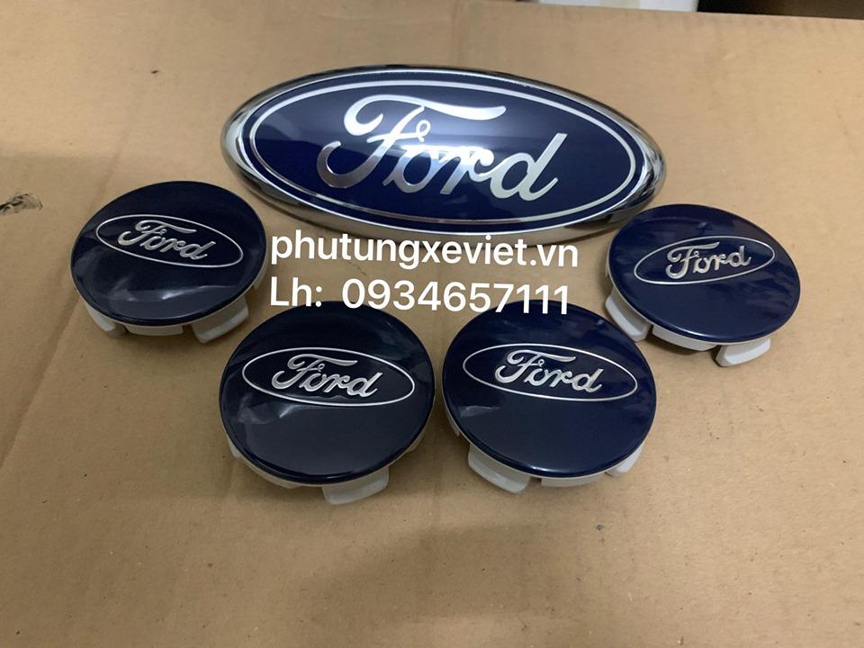 Biểu tượng Ford Ranger, Ford Everets, Ford Focus, Ford Fiesta, Ford Ecospost… (Lô gô xe Ford)2