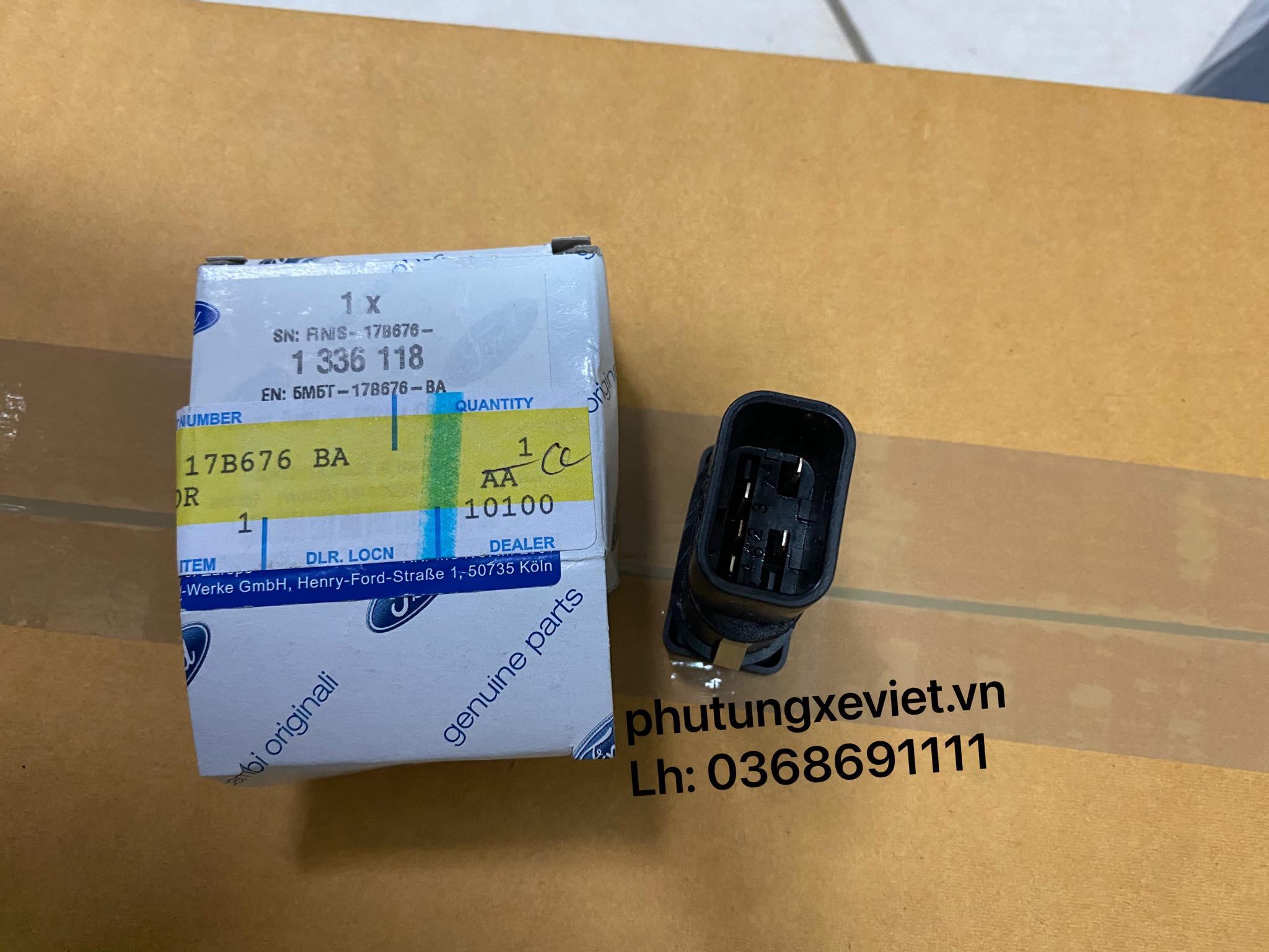 Công tắc chỉnh gập, cụp gương Ford Focus / 5M5T-17B676-BA / 5M5T17B676BA4