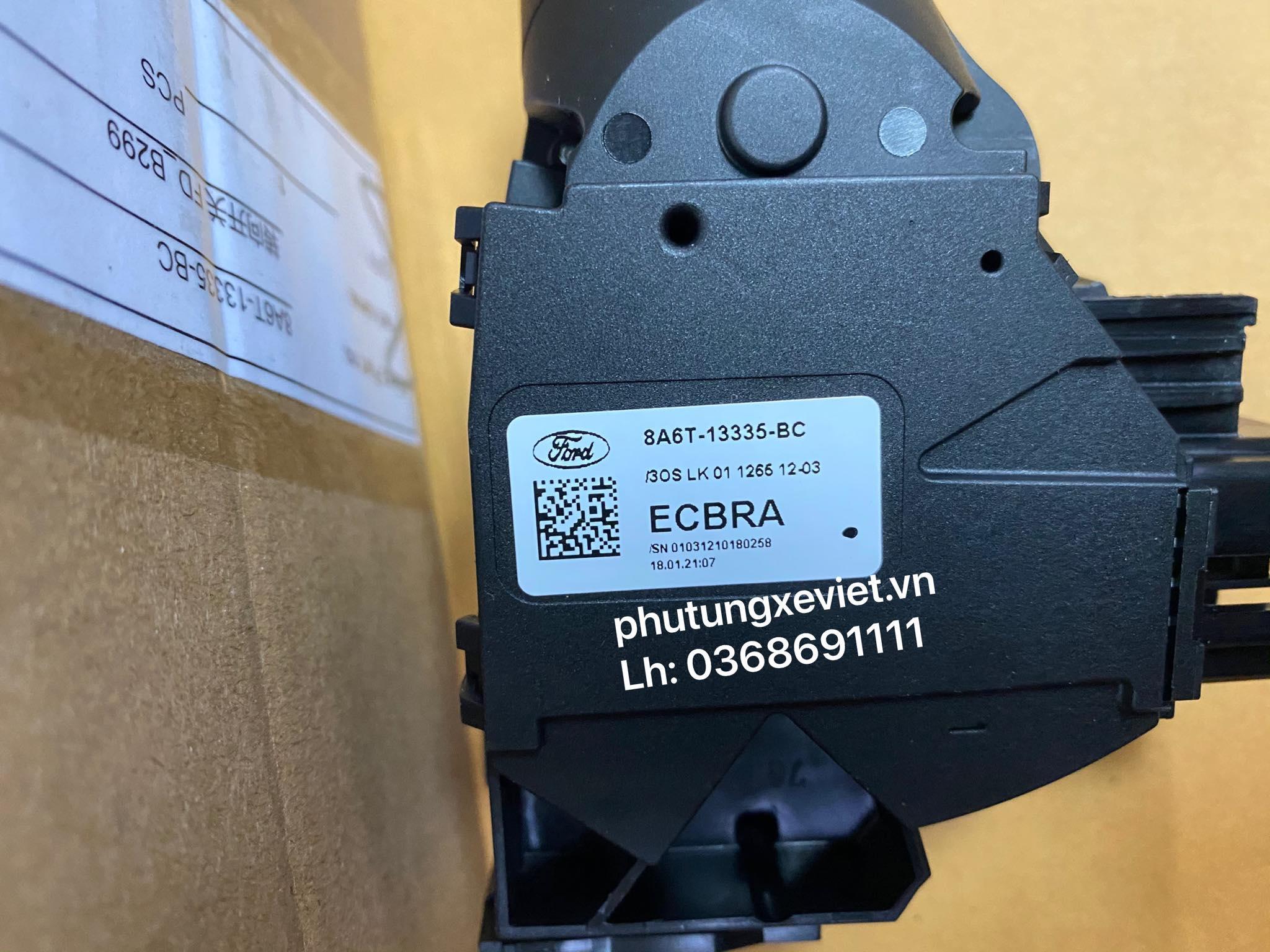 Công tắc đèn xi nhan Ford Fiesta / 8A6T-13335-BC3