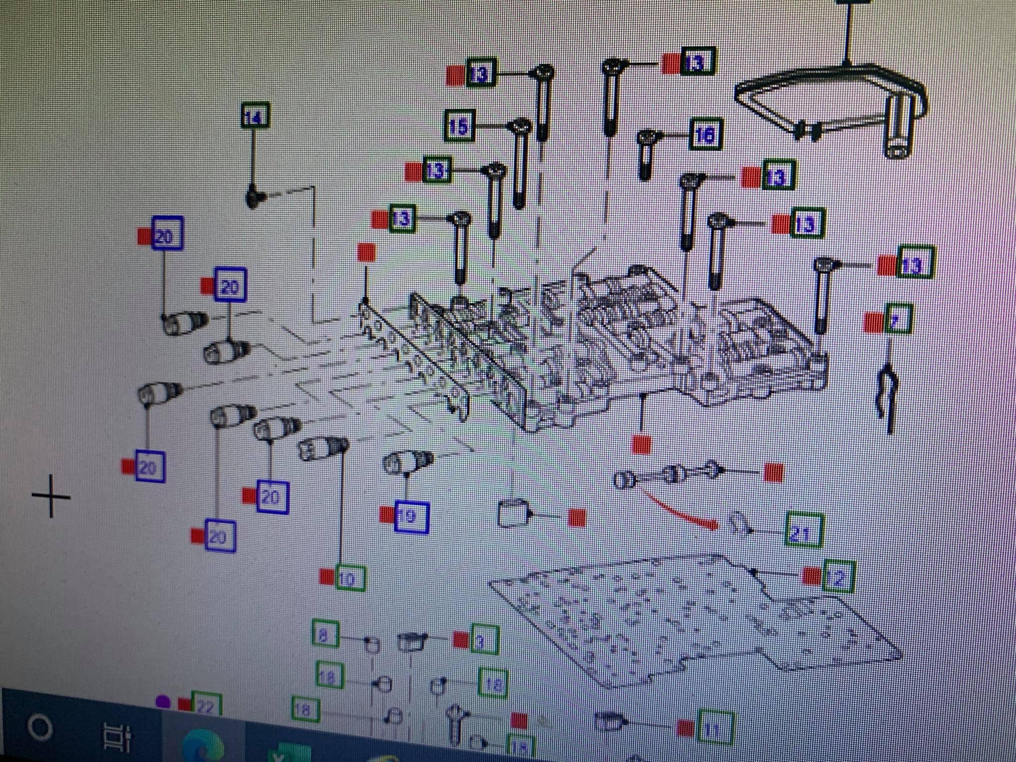 Van điều khiển trong hộp số Ranger / AL3P7G383EC / AL3P-7G484-AC / AL3P7G383FD / AL3R7G383FD7