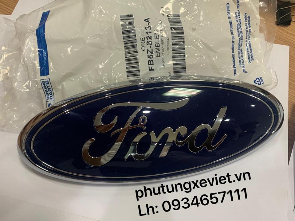 Biểu tượng Ford Ranger, Ford Everets, Ford Focus, Ford Fiesta, Ford Ecospost… (Lô gô xe Ford)4